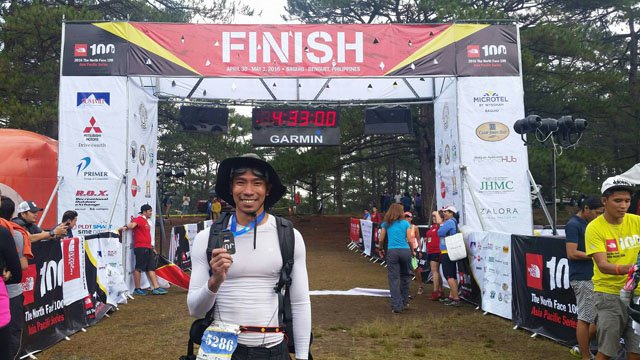 TNF100 (Philippines) 2016 Official Race Results